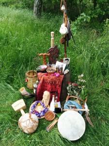 Altar Ask & Embla