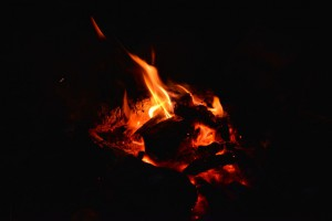 Opferfeuer